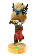 Kachina Indian Doll