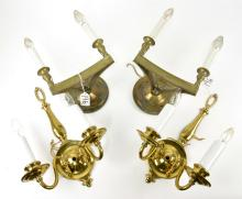 Candle Wall Sconce Group Lot