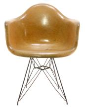 Eames Herman Miller DAR Biscuit Shell Chair