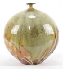 Paul Chaleff Studio Pottery Vase