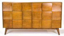Haywood Wakefield Sculptura Dresser