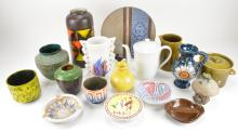 European Pottery and Porcelain Group