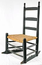 Country Ladder Back Chair