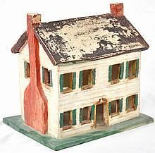 Folk Art Pottery Quaker House