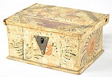 Decorated Document Box