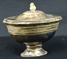 Early Sheffield Oval Covered Tureen