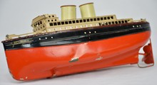 Fleishmann Steam Liner Toy Ship