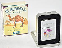 1997 Camel Sunset Zippo Lighter