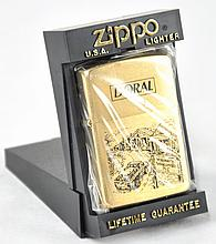 Welcome to Tobaccoville, NC Zippo Lighter