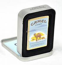 Camel Lights Smooth American Blend