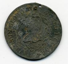 1800 Washington Funeral Medal