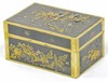 Japanese Bronze and Mixed-Metal Box