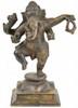 Bronze Ganesha Statue