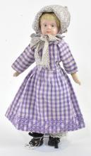 Minerva German Doll