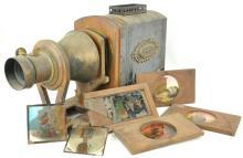 James W. Queen & Co. Magic Lantern