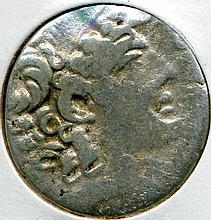 C. 1st Century BC, Philip, Syria, AR Tetradrachm