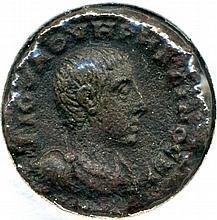 C. 236-238 AD, Maximus, Roman Provincial Egypt, Billon Tetradrachm