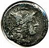 C. 187-155 BC, Roman Republic, AR Dioscuri