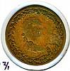 1812, Canada, Tiffin Token, Half Penny