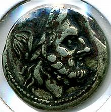 C. Late 3rd Century - Early 2nd Century BC, Anonymous, Roman Republic, AR Victoriatus