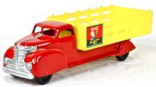 Marx Coca-Cola Restored Truck