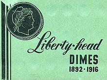 Liberty Head Dime Collection