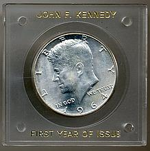 1964 Kennedy Half Dollar Collection