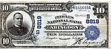 1902 $10.00 Abingdon Virginia National Bank Note