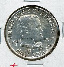 1922 Commemorative Half Dollar