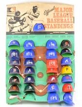 Major League Baseball Souvenir Hat Display