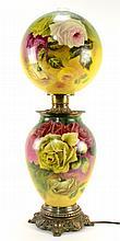 Victorian G. W. T. W. Lamp