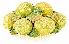 Italian Lemon Fruit Basket