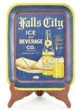 Falls City Ice and Beverage Serving Tray