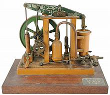 Rare Doctor Steam Pump Salesman Sample Motor