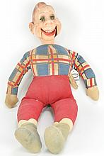 Ideal Doll Howdy Doody Ventriloquist Doll Puppet
