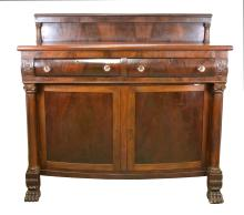 American Empire Sideboard