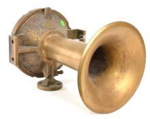 Cunningham Brass Ships Horn