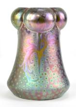 Weller Sicard Art Nouveau Vase