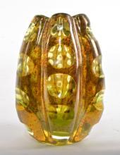 Waterford Evolution Art Glass Vase
