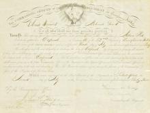 Pennsylvania Militia Document