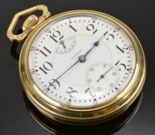 Waltham 23J Up and Down Indicator Watch