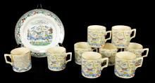 Farmers Arms England China Set