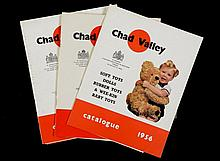 TRADE CATALOGUES.  THE CHAD VALLEY CO LTD TOYS & GAMES, 1953-1970  pro