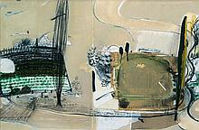 BRETT WHITELEY (1939-1992) As You Drive into Bob's