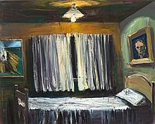 EUAN MACLEOD born 1956 Interior 2005 oil on canvas
