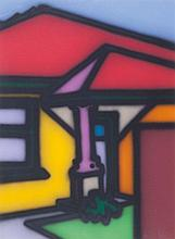 HOWARD ARKLEY (1951-1999) Untitled (Home with a