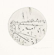 FRED WILLIAMS (1927-1982) Lysterfield 1967 etching