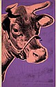ANDY WARHOL, (1928-1987), Cow, 1976, screenprint