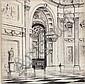LLOYD REES (1895-1988) Untitled (St Paul's