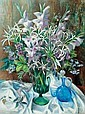 MARGARET OLLEY (1923-2011) Still Life 1963 oil on